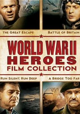 World War Ii Heroes Film Collection