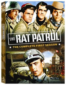The Rat Patrol - The Complete First Season