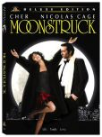 Video/DVD. Title: Moonstruck