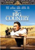 Video/DVD. Title: The Big Country