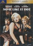 Video/DVD. Title: Some Like It Hot