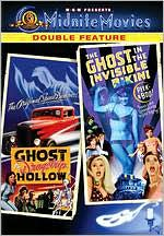 Ghost of Dragstrip Hollow/the Ghost in the Invisible Bikini