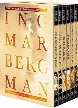 Ingmar Bergman Special Edition Dvd Collection