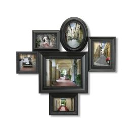 Muchomix Eclectic Wall Frame, Black