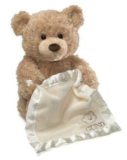 Peek a Boo Bear Interactive 6 inch plush doll