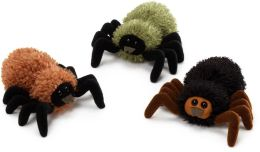 Creepy Crawlies Spiders