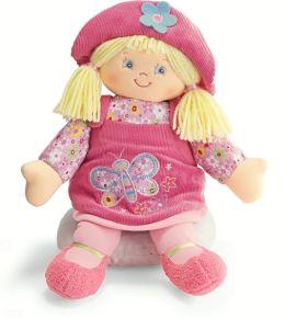 Kristen 13 inch plush doll