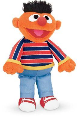Sesame Street Ernie plush doll