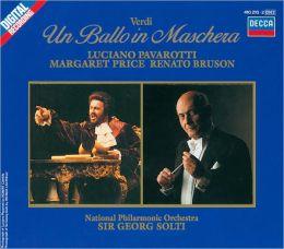 Verdi: Un ballo in maschera [1982-83 Recording]