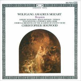 Mozart: Requiem (Maunder Edition)