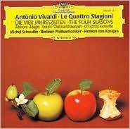 Vivaldi: The Four Seasons; Albinoni: Adagio in G; Corelli: Concerto Grosso in G