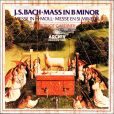 CD Cover Image. Title: Bach: Mass in B minor, Artist: John Eliot Gardiner