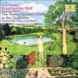 CD Cover Image. Title: Prokofiev: Peter and the Wolf / Britten: Young Person's Guide to the Orchestra, Artist: Lorin Maazel