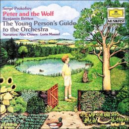 Prokofiev: Peter and the Wolf / Britten: Young Person's Guide to the Orchestra