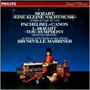 Mozart: Eine kleine Nachtmusik; Pachelbel: Canon; L. Mozart: