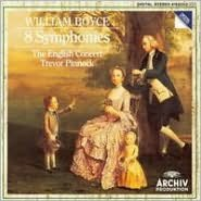 William Boyce: 8 Symphonies