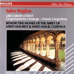 Salve Regina - Gregorian Chant