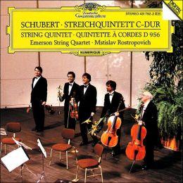 Schubert: C Major String Quintet