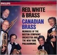 Red, White & Brass