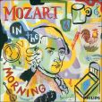 CD Cover Image. Title: Mozart In The Morning