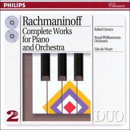 Rachmaninoff: Piano Concertos Nos. 1-4, Rhapsody On  A Theme Of Paganini