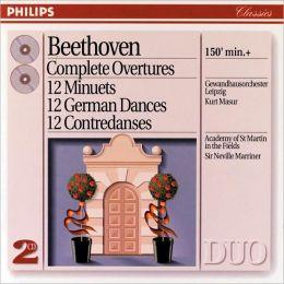 Beethoven: Complete Overtures, etc.