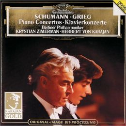 Schumann, Greig: Piano Concertos