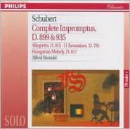 Schubert: 4 Impromptus, D. 899 & 935 [Germany]