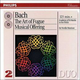 Bach: The Art of Fugue, Musical Offering