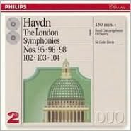 Haydn: The London Symphonies, Vol. 1