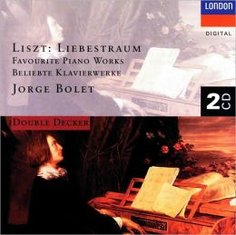 Liszt: Favourite Piano Works