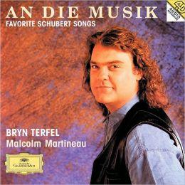 An Die Musik: Favorite Schubert Songs