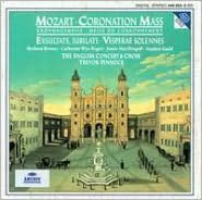 Mozart: Coronation Mass, Exsultate Jubilate, Vesperae Solennes
