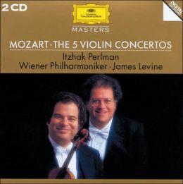 Mozart: The Five Violin Concertos