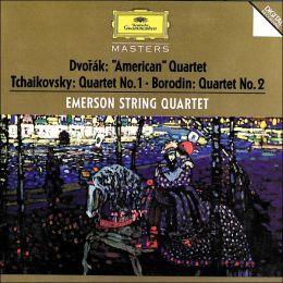 Dvorak, Tchaikovsky, Borodin: String Quartets