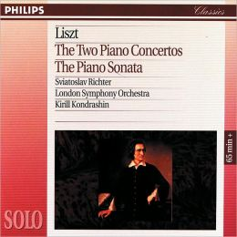 Liszt: Piano Concertos Nos. 1 & 2, Sonata In B Minor