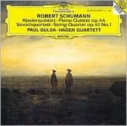 Robert Schumann: Piano Quintet, Op. 44; String Quartet, Op. 41, No. 1