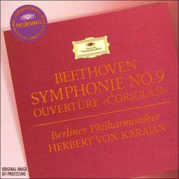 Beethoven: Symphony No. 9, Coriolan Overture