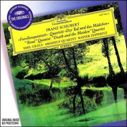 Schubert: Trout Quintet, String Quartet No. 14