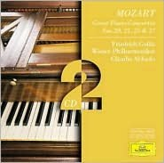 Mozart: Great Piano Concertos, Nos. 20, 21, 25 & 27 [Germany]
