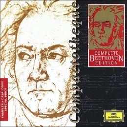 Complete Beethoven Edition (Budget Digipak Sampler)