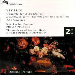 Vivaldi: Concerto for 2 Mandolins, 14 Concertos