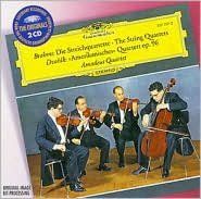 Brahms: The String Quartets / Dvorak: Quartet, Op. 96