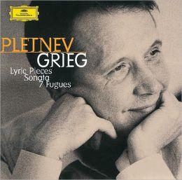 Grieg: Lyric Pieces Opp. 43 & 54