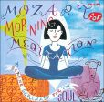 CD Cover Image. Title: Mozart for Morning Meditation: Serene Serenade for the Soul