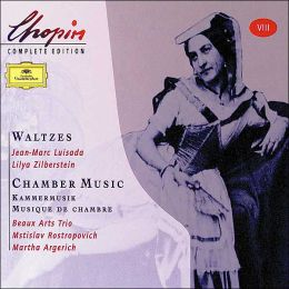 Complete Chopin Edition, Vol. 8:  Waltzes, Chamber Music