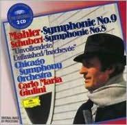 Mahler: Symphony No. 9; Schubert: Symphony No. 8