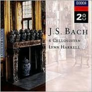 J. S. Bach: Six Cello Suites