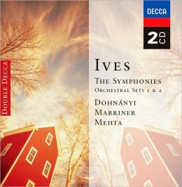 Ives: The Symphonies, Orchestral Sets 1 & 2