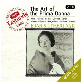 The Art of the Prima Donna